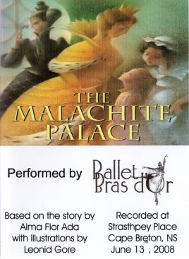 The Malachite Palace Ballet DVD
