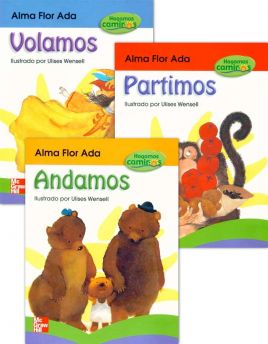 Hagamos Caminos Initial Spanish Reading Series