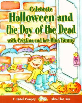 Celebrate Halloween and the Day of the Dead  with Cristina and her Blue Bunny