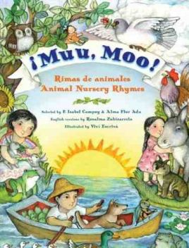 ¡Muu,Moo! Animal Nursery Rhymes
