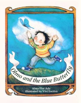Olmo and the Blue Butterfly